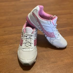 Champion Vintage Athletic Sneakers Glittery Shoes